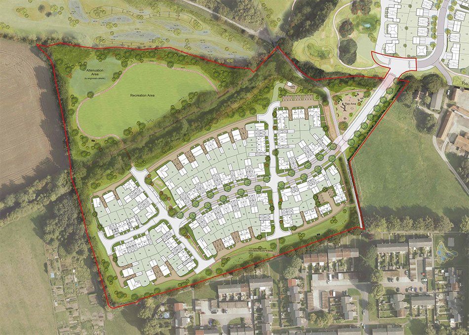 Stockham Farm Phase 3 - Dandara Strategic Land Project