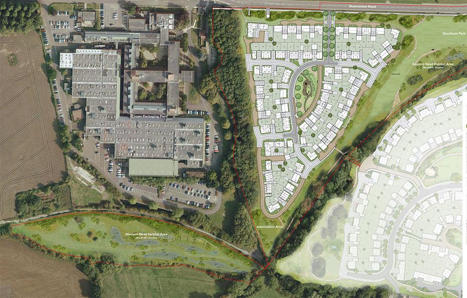 Stockham Farm Phase 2 - Dandara Strategic Land Project