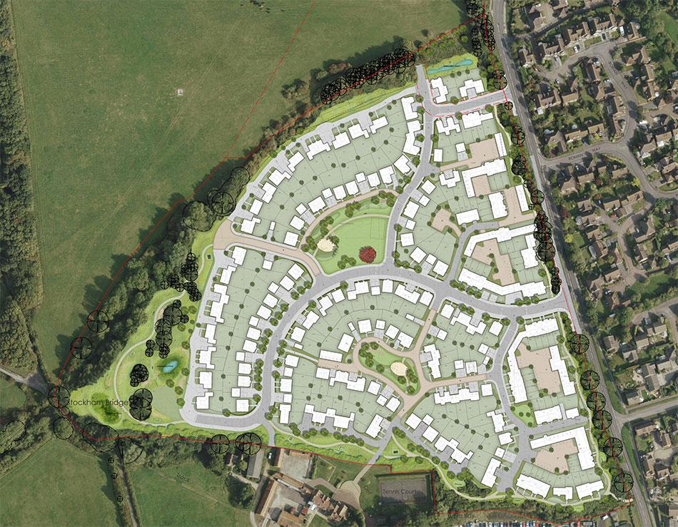Stockham Farm Phase I - Dandara Strategic Land Project