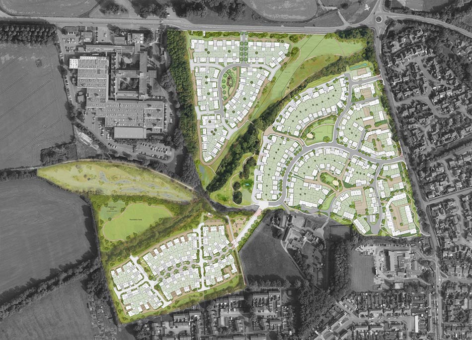 Stockham Farm Overview - Dandara Strategic Land Project