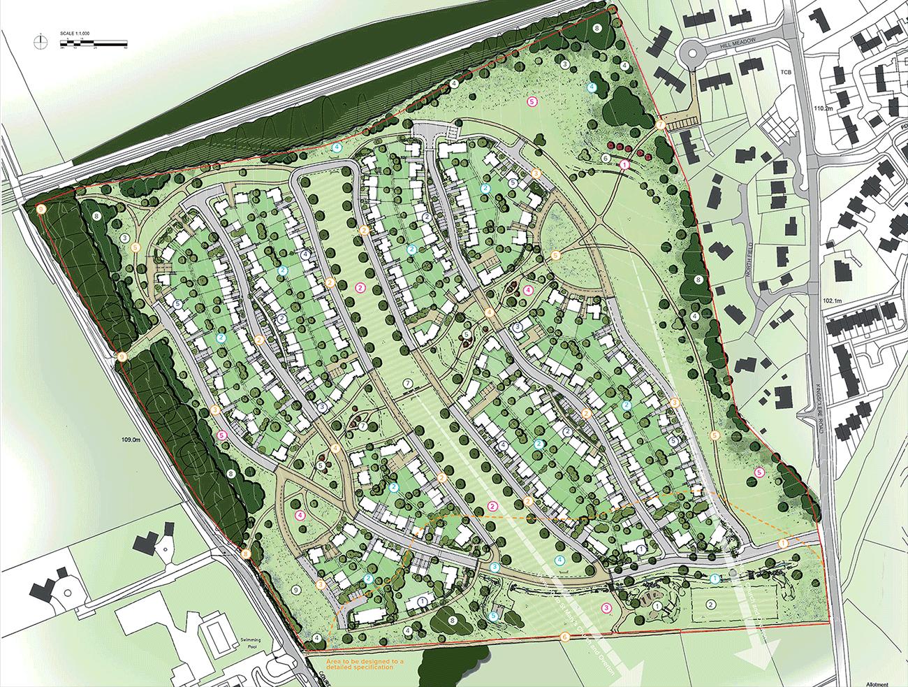 Overton - Dandara Strategic Land Project